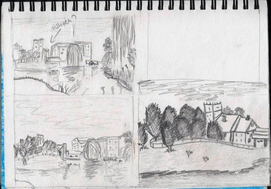 Drawing 1_Outdoor_360° studies