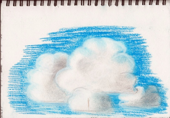 Drawing 1_Outdoor_Clouds 2