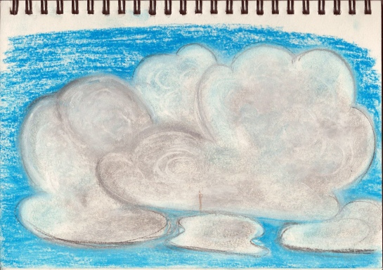 Drawing 1_Outdoor_Clouds 3