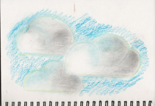 Drawing 1_Outdoor_Clouds